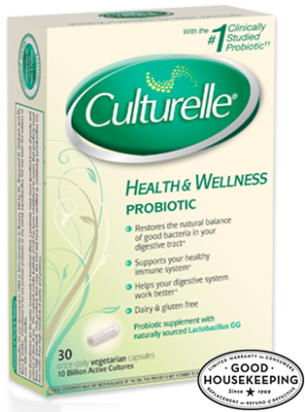 Culturelle Vegetarian Health & Wellness Capsules