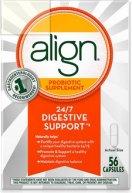 Align probiotics contain Bifantis