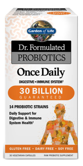 Dr. Formulated Once Daily