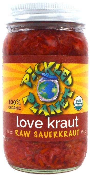 Pickled Planet Love Kraut