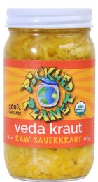 Pickled Planet Veda Kraut