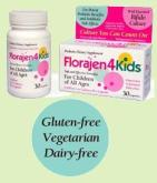 Lactobacillus rhamnosus HN001 is in Florajen 4 Kids