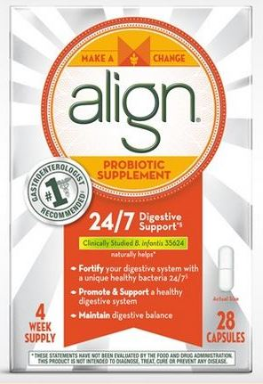Align: The Probiotic Supplement w/ Bifantis, a Special B. infantis