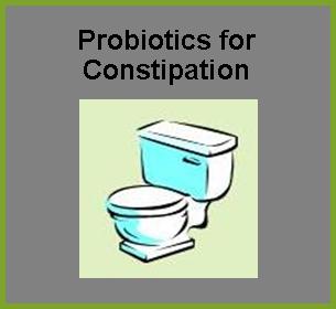 Probiotics for Constipation