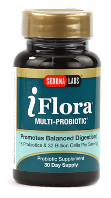 iFlora Multi-Probiotic is a well-known probiotic supplement
