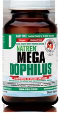 Natren Mega- Dophilus has Lactobacillus acidophilus NAS