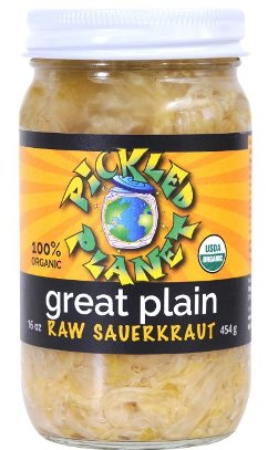 Pickled Planet Great Plain Sauerkraut