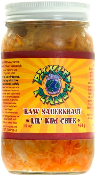 Pickled Planet Lil Kim Chee