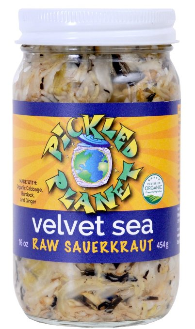 Pickled Planet Velvet Sea
