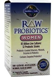 Raw Probiotics Women uses Bulgarian yogurt and milk kefir as the microbe sources