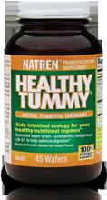 Natren Healthy Tummy has Lactobacillus bulgaricus LB51