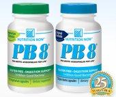 Nutrition Now PB8 Contains 8 Different Probiotics